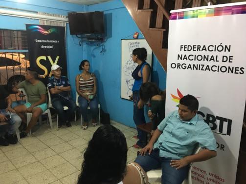 Reunión preparatorio del Orgullo Gay Guayaquil Pride Guayaquil Ecuador 2018 (10)