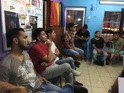 Reunión preparatorio del Orgullo Gay Guayaquil Pride Guayaquil Ecuador 2018 (12)