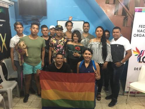 Reunión preparatorio del Orgullo Gay Guayaquil Pride Guayaquil Ecuador 2018 (14)
