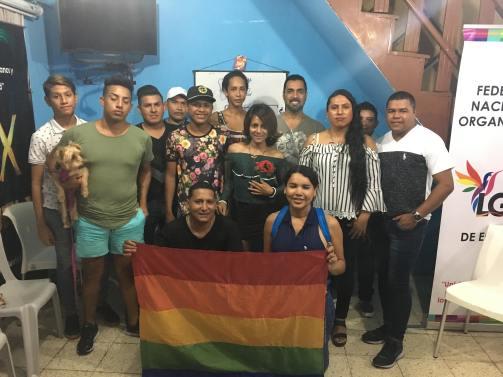 Reunión preparatorio del Orgullo Gay Guayaquil Pride Guayaquil Ecuador 2018 (15)