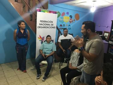 Reunión preparatorio del Orgullo Gay Guayaquil Pride Guayaquil Ecuador 2018 (2)
