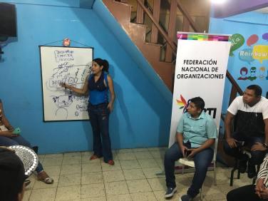 Reunión preparatorio del Orgullo Gay Guayaquil Pride Guayaquil Ecuador 2018 (3)