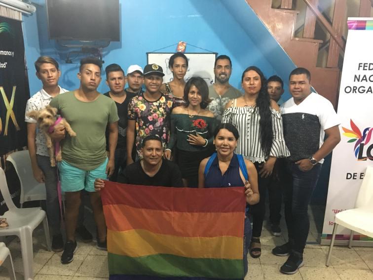 Reunión preparatorio del Orgullo Gay Guayaquil Pride Guayaquil Ecuador 2018 (4)