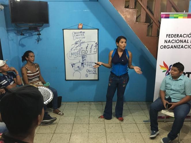 Reunión preparatorio del Orgullo Gay Guayaquil Pride Guayaquil Ecuador 2018 (5)