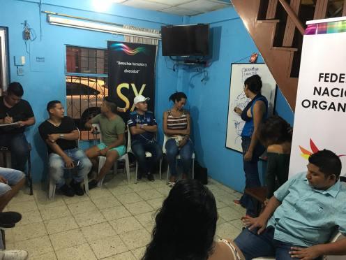 Reunión preparatorio del Orgullo Gay Guayaquil Pride Guayaquil Ecuador 2018 (8)