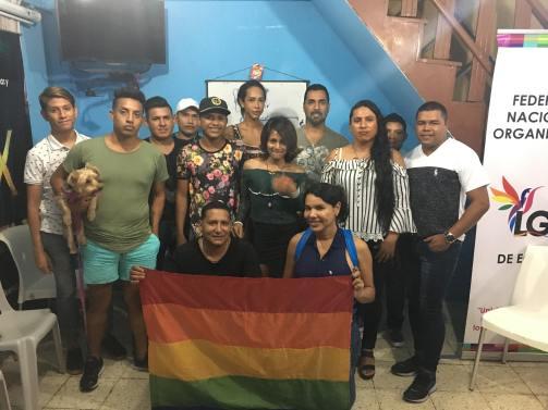 Reunión preparatorio del Orgullo Gay Guayaquil Pride Guayaquil Ecuador 2018 (9)