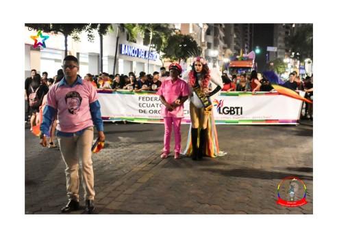 Orgullo Guayaquil - Orgullo gay LGBT 2019 - 9 de octubre