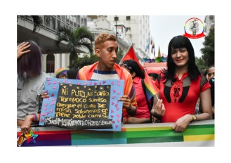 Orgullo Guayaquil - Orgullo gay LGBT 2019 andres swanopol