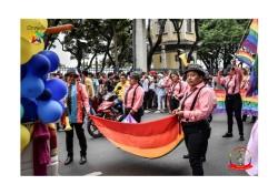 Orgullo Guayaquil - Orgullo gay LGBT 2019 - Asoc. de lesbianas Musas de Matiz