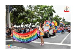 Orgullo Guayaquil - Orgullo gay LGBT 2019 - Asociación de lesbianas Musas de Matiz