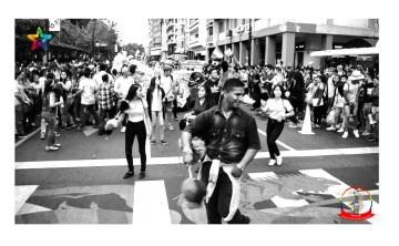 Orgullo Guayaquil - Orgullo gay LGBT 2019 - Banda Musical Isla San Jose