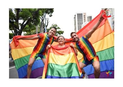 Orgullo Guayaquil - Orgullo gay LGBT 2019 banderas