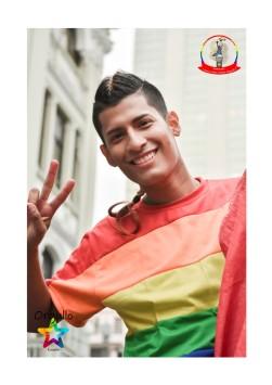 Orgullo Guayaquil - Orgullo gay LGBT 2019 - Cantante Ian