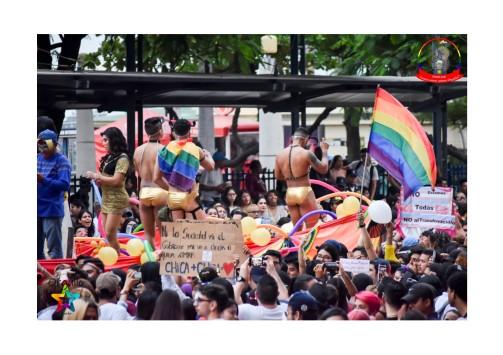 Orgullo Guayaquil - Orgullo gay LGBT 2019 carrozas