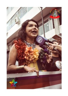 Orgullo Guayaquil - Orgullo gay LGBT 2019 - Diane Rodríguez