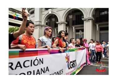 Orgullo Guayaquil - Orgullo gay LGBT 2019 - Encabeza la Federación