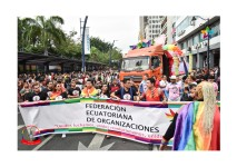 Orgullo Guayaquil - Orgullo gay LGBT 2019 Federación LGBT ecuador