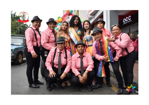 Orgullo Guayaquil - Orgullo gay LGBT 2019 - Grupo Lesbico Musas de Matiz