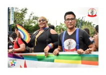 Orgullo Guayaquil - Orgullo gay LGBT 2019 - Jefferson integrante de Silueta X