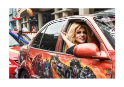 Orgullo Guayaquil - Orgullo gay LGBT 2019 - La Pamela Anderson Ecuatoriana