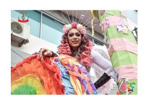 Orgullo Guayaquil - Orgullo gay LGBT 2019 - La pepe Camil