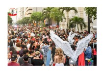 Orgullo Guayaquil - Orgullo gay LGBT 2019 marchantes