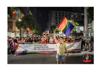 Orgullo Guayaquil - Orgullo gay LGBT 2019 - miembro de los transmasculinos