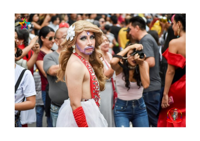 Orgullo Guayaquil - Orgullo gay LGBT 2019 Performance drag