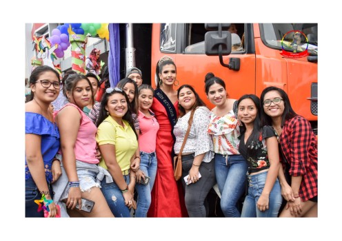 Orgullo Guayaquil - Orgullo gay LGBT 2019 Performance Reina Trans