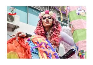 Orgullo Guayaquil - Orgullo gay LGBT 2019 - Reina de Silueta X