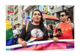 Orgullo Guayaquil - Orgullo gay LGBT 2019 - Reina Selena