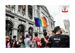 Orgullo Guayaquil - Orgullo gay LGBT 2019 Silueta X miembros