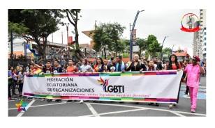 Orgullo Guayaquil - Orgullo gay LGBT 2019 - Silueta X